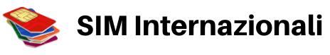 SIM Internazionali